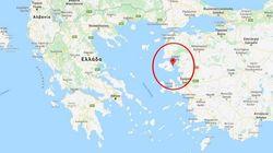 Σεισμός 4,2 Ρίχτερ βορειοδυτικά της