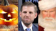 エリック-トランプといってメリークリスマス'―月