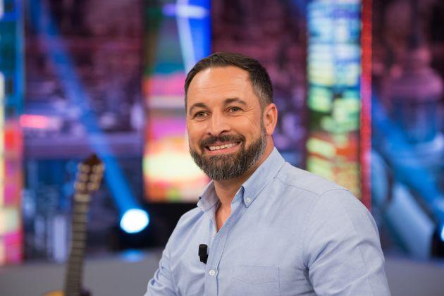 Santiago Abascal, en 'El