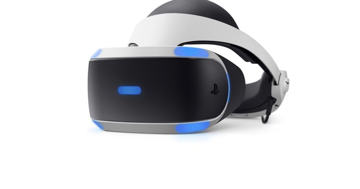 PS5 PS VR Wireless Headset Patent Discovered