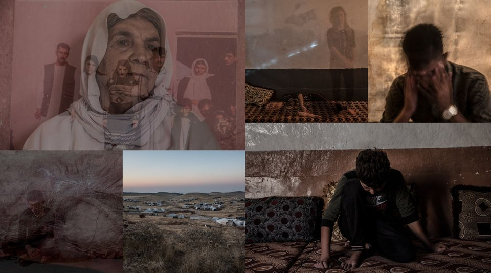 Los yazidíes ya no quieren