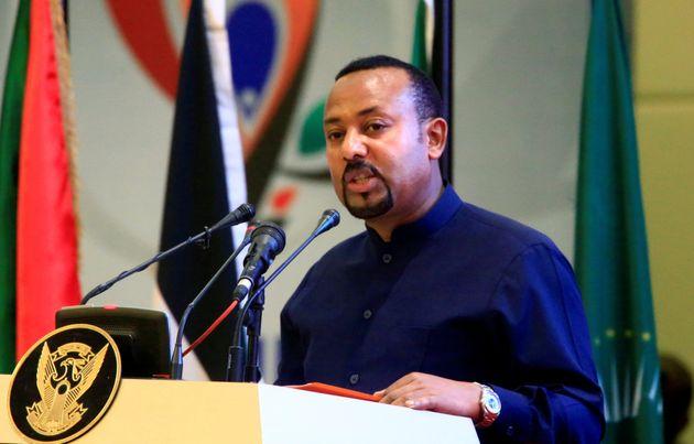Ethiopia's Prime Minister Abiy