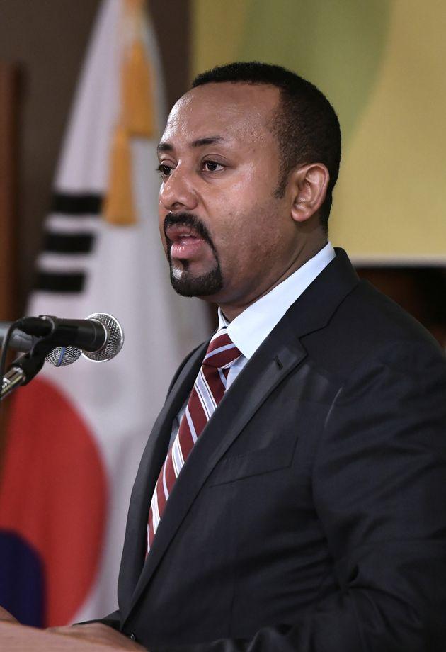 エチオピアのアビー・アハメド首相
