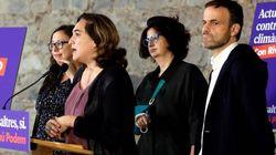 Colau reclama la absolución de los líderes del 'procés' y pide