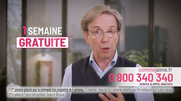 """Le régime """"Comme j'aime"""" condamné pour sa """"semaine gratuite"""""""
