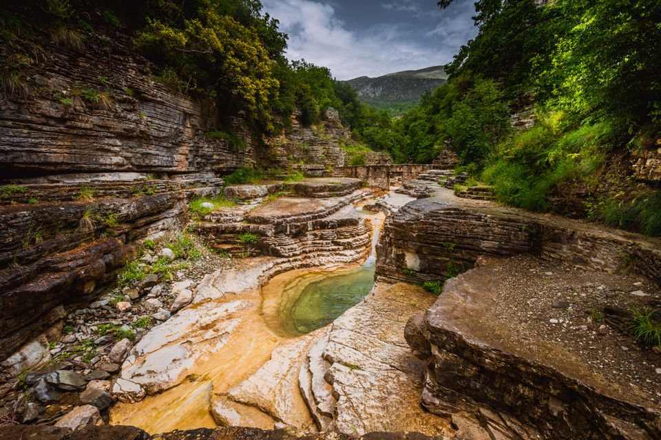 Zagori region, Epirus,