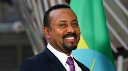 El primer ministro etíope Abiy Ahmed Ali, premio Nobel de la Paz