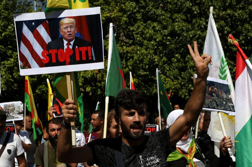 Τα αίτια των συμφορών των Κούρδων και όχι