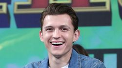 Tom Holland's New Buzz Cut Prompts Stranger