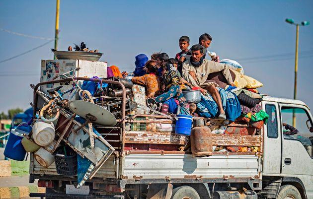 Το σχέδιο του Ερντογάν στη Συρία φέρνει νέα μεγαλύτερη προσφυγική