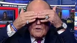 Seth Meyers Runs Bonkers Recap Of Rudy Giuliani's Wildest TV