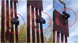 Il muro di Trump non è impenetrabile. Una bimba di 8 anni lo scavalca in un minuto