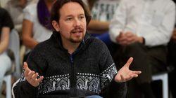 Iglesias avisa de que PP, PSOE y Cs tienen un acuerdo para gobernar tras
