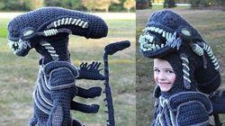 Les costumes d'Halloween faits maison de cette mère sont
