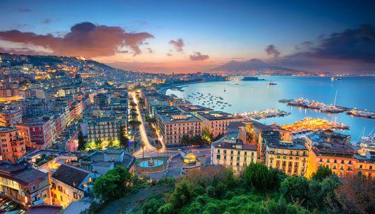 Νάπολη: Η καλλονή του
