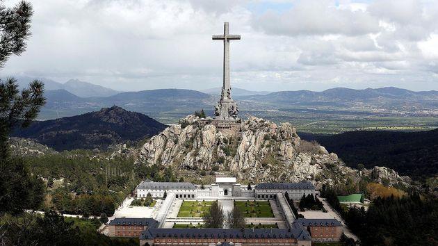 El Valle de los Caídos, donde descansan (por poco tiempo) los restos del dictador Francisco