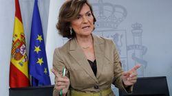 """El Gobierno urge al TC a que avise a la Generalitat de que puede """"terminar en el Código"""