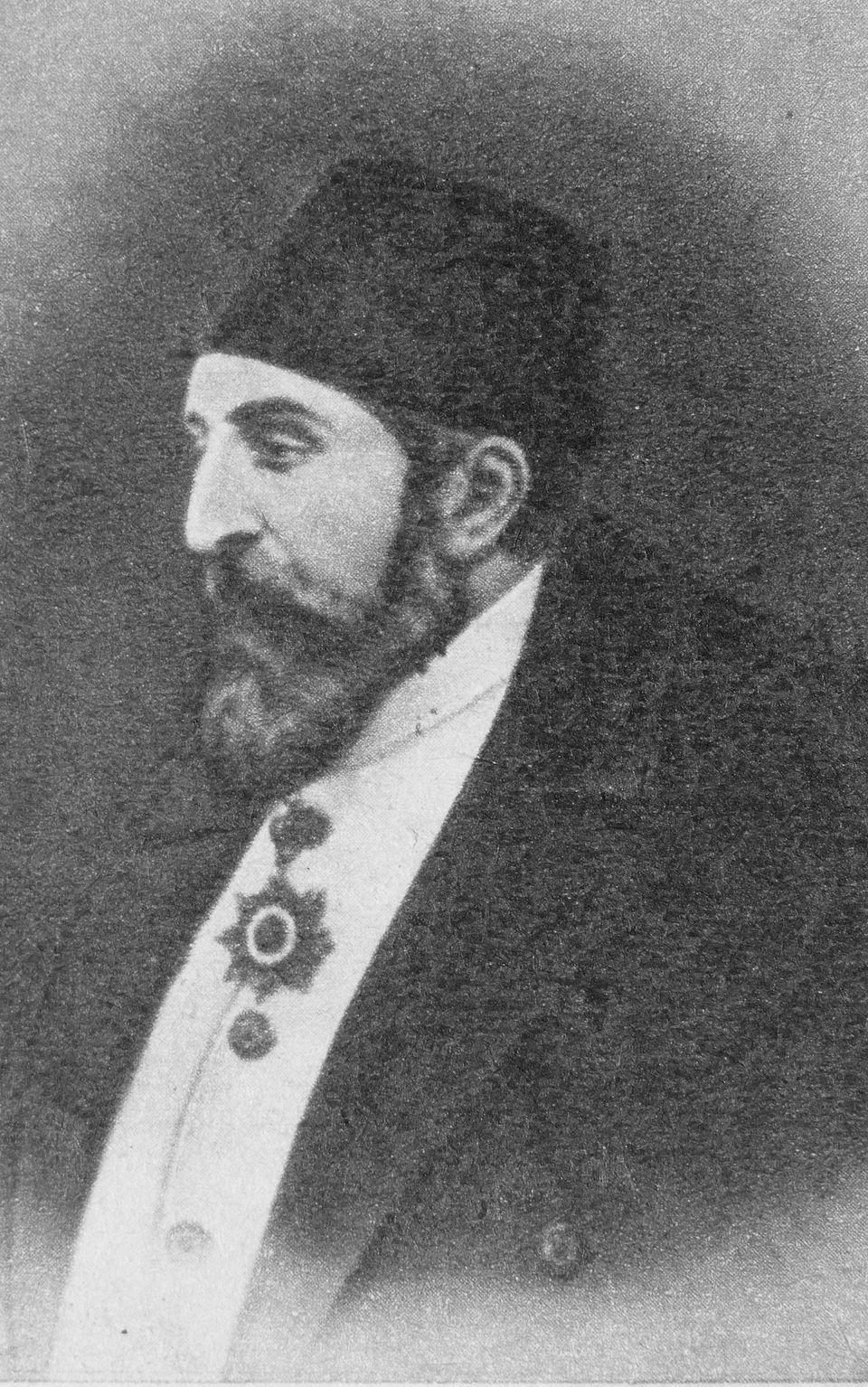 O Αμπντούλ Χαμίτ