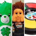 Você é capaz de acertar os nomes de todos estes brinquedos