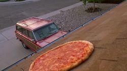 Pizza no telhado! Domino's vai dar um ano de pizza grátis aos fãs de Breaking