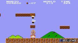 Il remplace Super Mario par Kais Saied dans le célèbre jeu-vidéo et le résultat est hilarant