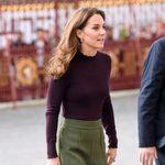 Kate Middleton dévoile une nouvelle couleur de