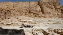 Αίγυπτος: Ανακαλύφθηκαν δύο μούμιες στην Κοιλάδα των Βασιλέων, όπου είχε ταφεί ο