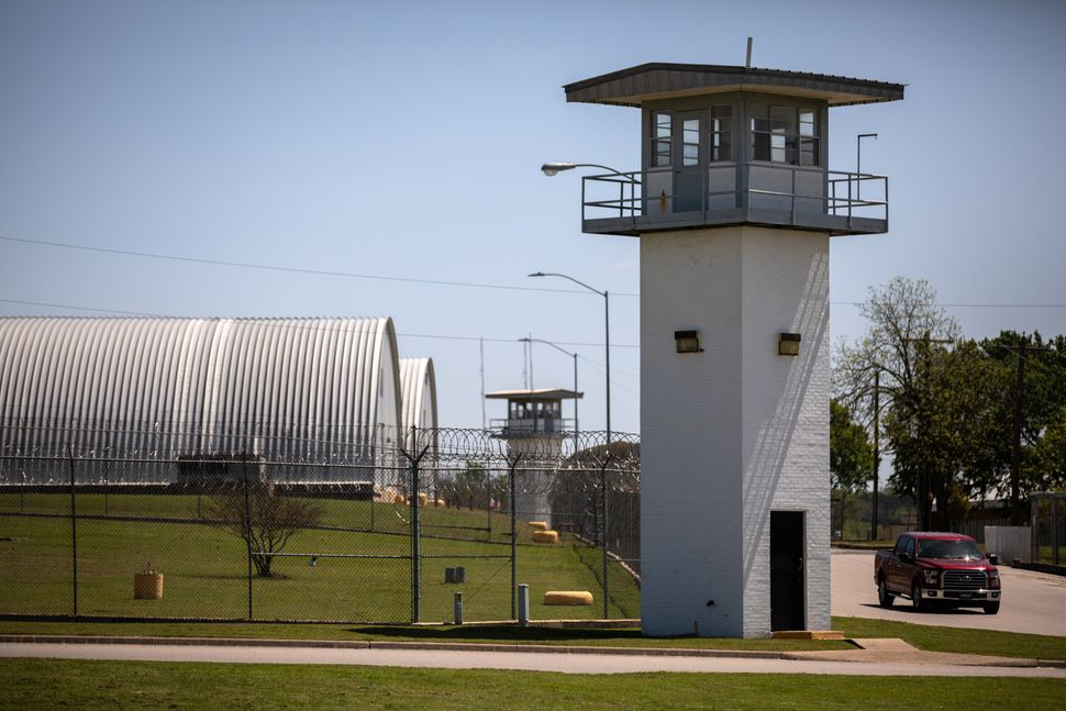 The Hilltop Unit in Gatesville, Texas, the prison where Lici has been incarcerated since 2018.