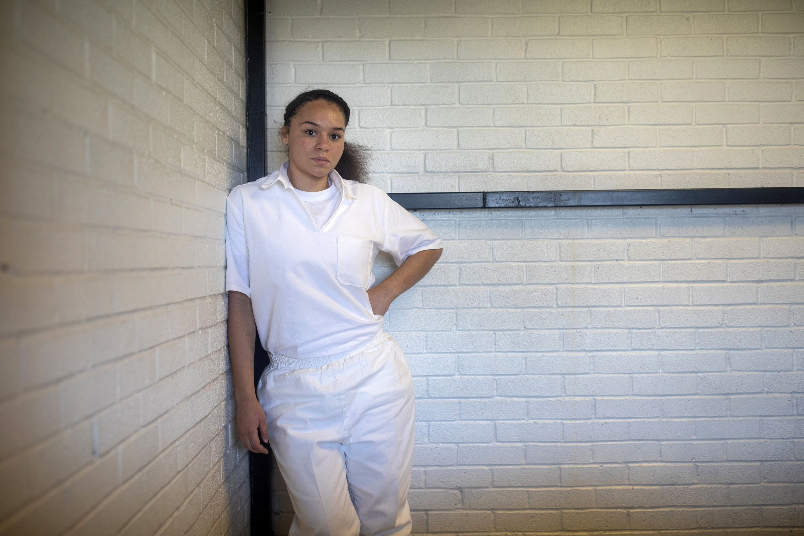 Lici wants to be a criminal defense lawyer when she gets out of prison, so that she can help other vulnerable youth in her si