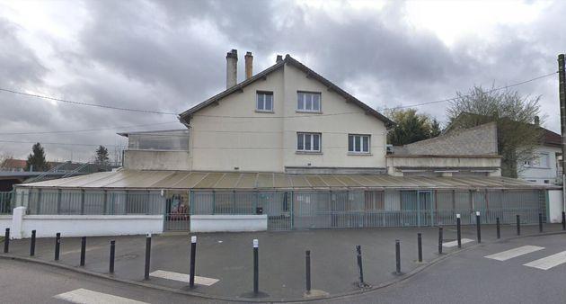 La mosquée de la cité de La Fauconnière à Gonesse dans le Val