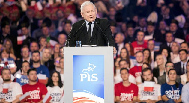 Pologne: le parti Droit et Justice (PiS) sera-t-il incontournable?