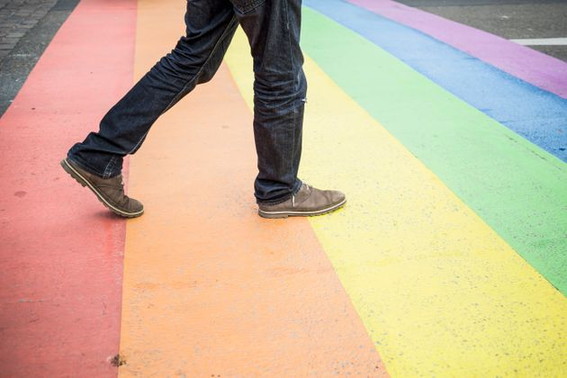 Stepping out of the closet is an ongoing, constant experience for many LGBTQ