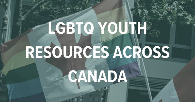 Here's where LGBTQ youth from coast to coast can turn to for support and community.