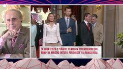 Peñafiel habla de su encontronazo con la reina Letizia: