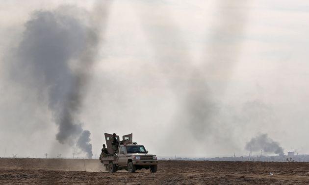 Selon les Kurdes, 5 jihadistes ont fui une prison syrienne après des tirs turcs. (photo