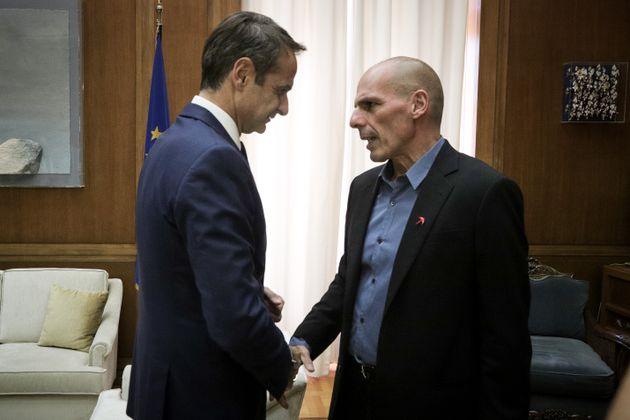 Βαρουφάκης: Συμφωνήσαμε με τον πρωθυπουργό στην ανάγκη να διευκολυνθεί η ψήφος των