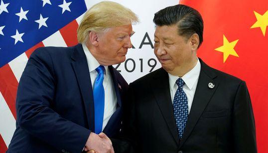 EEUU y China llegan a un acuerdo parcial para una tregua en la guerra