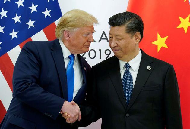 Donald Trump y Xi Jinping, reunidos el pasado Junio en la cumbre del G-20 en Osaka
