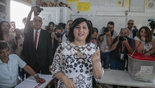"""Abir Moussi appelle """"à ne pas voter Kais Saied"""" au second"""