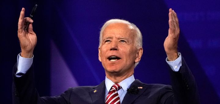 "Biden has used the ""but it will raise taxes"" jab against his fellow Democratic candidates' proposals."