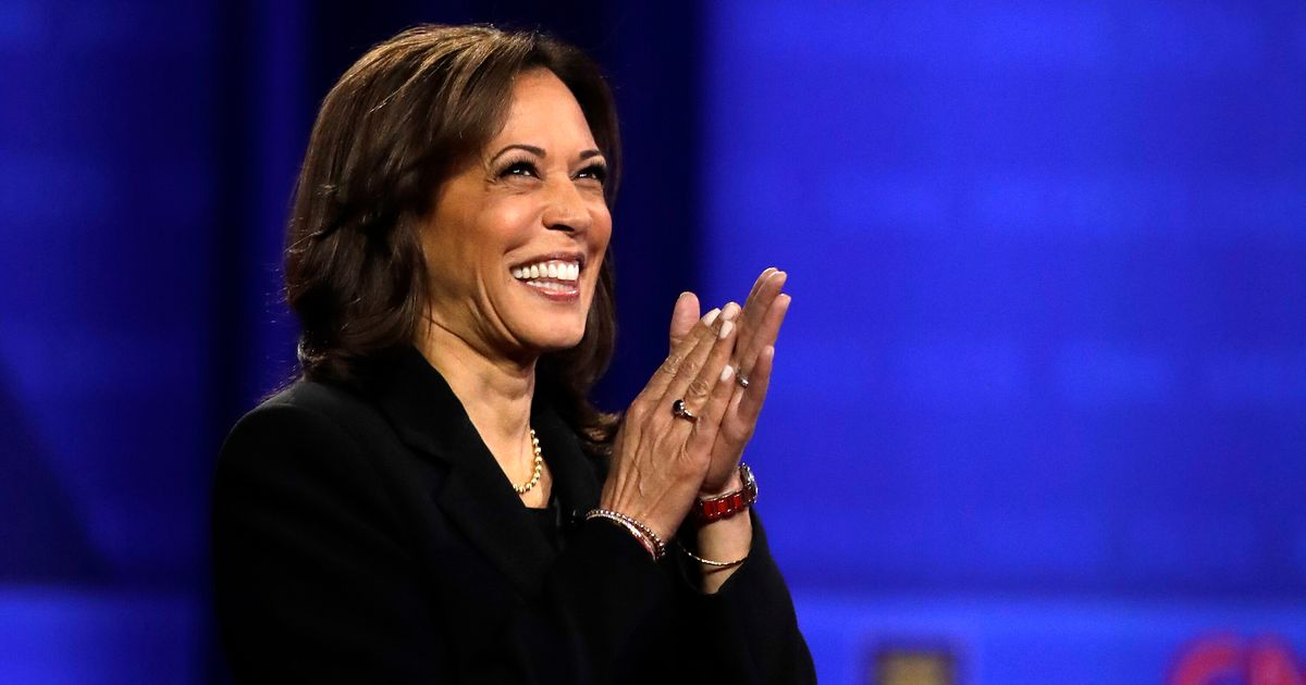 Man Who Claimed To Be Kamala Harris' Lover Now Says It Was All Fake