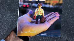 Un libro homenaje de un hijo a una madre a la que nunca más volverá a
