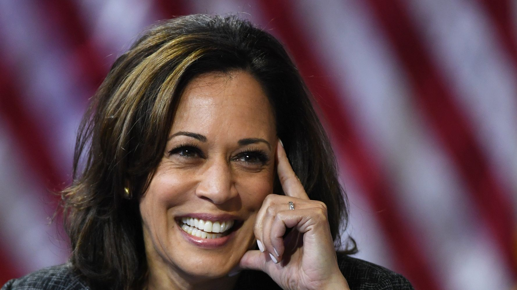 Kamala Harris Annihilates Donald Trump Jr. With Quip About His Dad