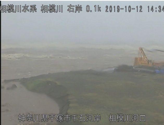【速報】城山ダムで午後5時に緊急放流。神奈川・相模川で大規模な水害の恐れ(台風19号)