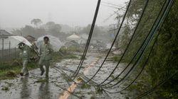 Le typhon Hagibis fait au moins 3 morts au