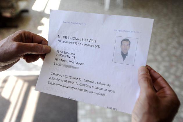 On savait déjà que Xavier Dupont de Ligonnès était licencié de tir...