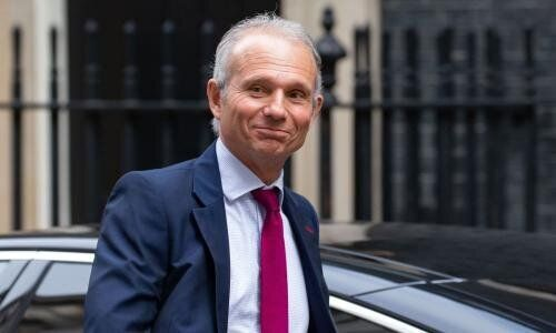 Former 'deputy prime minister' David
