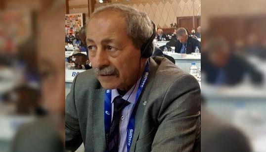 Décès d'Arezki Azaoun, SG de la Fédération algérienne