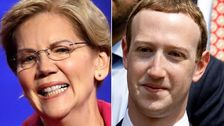 Elizabeth Warren Takes Facebook's Ad Policy, Fires It Back At Zuckerberg And Trump