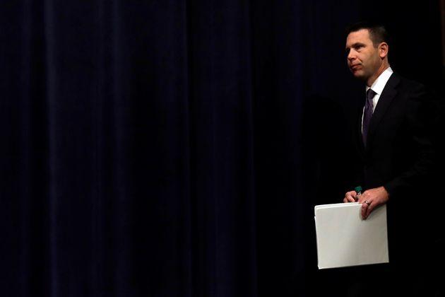 ΗΠΑ: Παραίτηση του υπηρεσιακού υπουργού Εσωτερικής